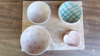 Designing Decorative Bowls! (part 2)