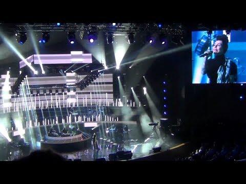 НАРГИЗ @ М ФАДЕЕВ - Вдвоем:  НАРГИЗ @ БАСТА - Прощай, любимый город. Крокус сити холл - 15.11.2018г.