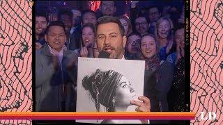 "Video thumbnail of ""Lauren Daigle - Jimmy Kimmel (02.26.19)"""