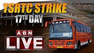 TSRTC Strike LIVE | Congress Pragathi Bhavan Siege LIVE | ABN LIVE
