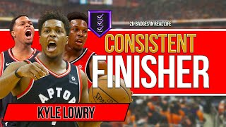 Kyle Terrell Lowry NBA Highlights 2020 | 2k Consistent Finisher Badge