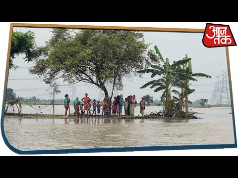 12 Districts Drown In Water As Bihar's Flood Situation Turns Grim