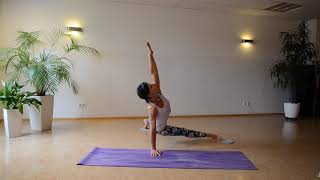 Pilates Slide Moves 02