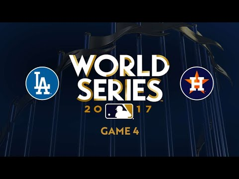 Five-run 9th leads Dodgers to Game 4 win: 10/28/17