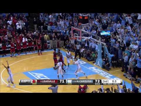 Video: Marcus Paige Game-Winning Layup vs. Louisville