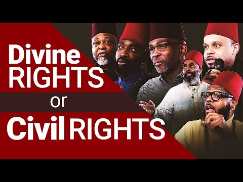"""Amexem: """"Civil Rights or Divine Rights"""""""