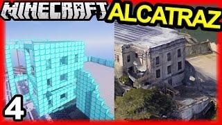 Alcatraz Jailbreak Roblox Real Life Minecraft Alcatraz Island Prison Minecraftvideos Tv