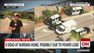Nursing home evacuates after multiple deaths