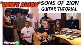 """Drift Away""   Sons Of Zion Guitar Tutorial"