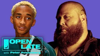 Open Late with Peter Rosenberg - Action Bronson and Jaden Smith Join Open Late