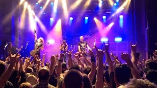 ACCEPT - Princess of the dawn (HQ) live - Hannover (Capitol) 17.05.2015