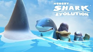 Picture of a game: Hungry Shark Evolution