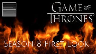 Game Of Thrones Season 8 Teaser Trailer - Season 8 First Look!