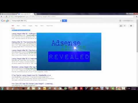 How to Find a Profitable Adsense Niche Keyword Quickly and Easily - Pt 1