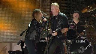 Metallica & Iggy Pop: T.V. Eye (Mexico City, Mexico   March 5, 2017)