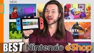 10 NEW Nintendo Switch eShop Games Worth Buying - Episode 20