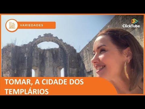 Caminhos com Renata Cordeiro - Tomar, a cidade dos Templários