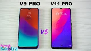 Vivo V9 Pro vs Vivo V11 Pro SpeedTest and Camera Comparison 1
