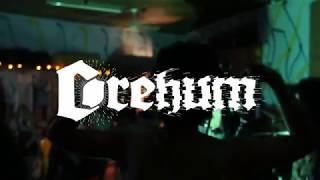 Corehum - Evil Minds Ao Vivo - bar do bilé (09/09/2017)