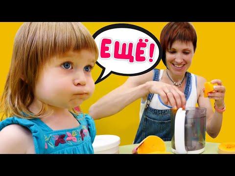 Маша Капуки и Бьянка - Рецепты для детей - Привет, Бьянка