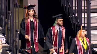 IUP Undergraduate Morning Commencement Ceremony, Spring 2018