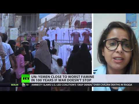 Yemen close to worst famine in 100 years if war doesn't stop