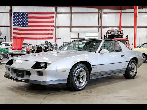 Video of '82 Camaro Z28 - QSDZ