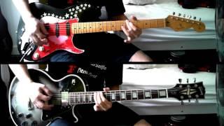 Smashing Pumpkins - Movers and Shakirs (Guitar Cover)