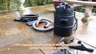 Aquagarden Essentials Pond Vac
