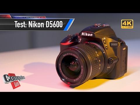 Nikon D5600 im Test: Ist Mittelklasse trotzdem klasse?