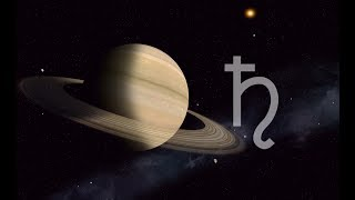 Gambar cover Saturn Through the Houses on a Birth Chart
