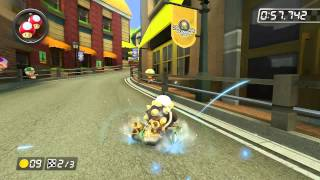 Toad Harbor - 1:57.576 - Diogo (Mario Kart 8 World Record)