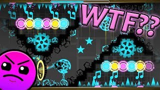 WORST LEVEL I HAVE EVER CREATED?! - Rubbish Heap | Geometry Dash