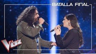 Auba Estela Murillo Y Tomás Basso Cantan 'Si Tú No Vuelves' | Batalla Final | La Voz Antena 3 2019