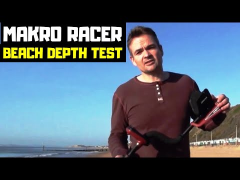 Makro Racer - Wet Sand Beach Test