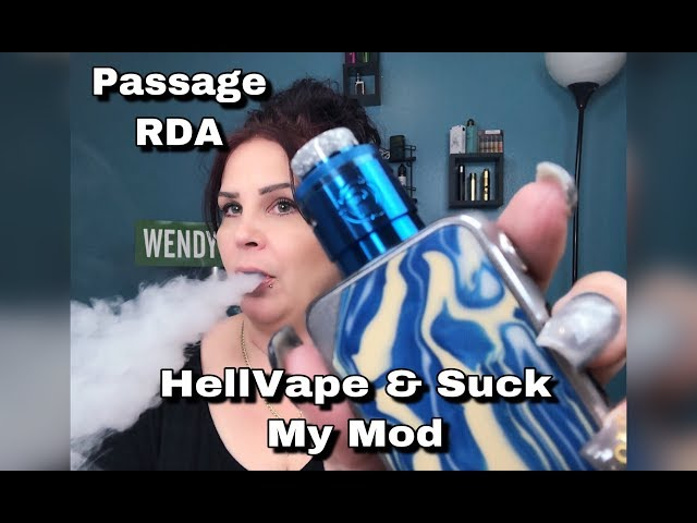 Passage RDA by Suck My Mod & HellVape
