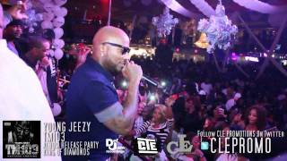 YOUNG JEEZY TM103 OFFICIAL ALBUM RELEASE PARTY + LIVE PERFORMANCE AT KING OF DIAMONDS - MIAMI, FL