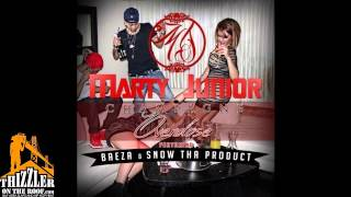 Marty Junior ft. Baeza, Snow Tha Product - Champagne Overdose [Thizzler.com]