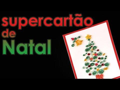 Super cartão de Natal