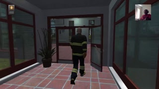 (PS4) Firefighter The Simulation Gameplay : Part 1