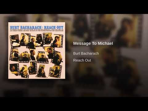 Message To Michael Burt Bacharach