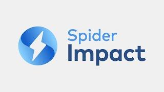 Spider Impact video