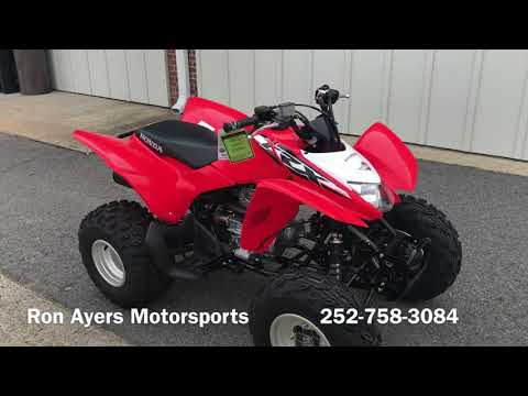 2019 Honda TRX250X in Greenville, North Carolina - Video 1