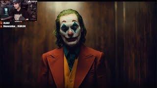 Summit1g & Sodapoppin React to Joker Teaser Trailer
