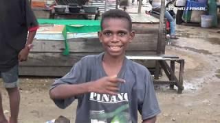 Indonezja. U Papuasów w Sorong. Paweł Krzyk, podróże.