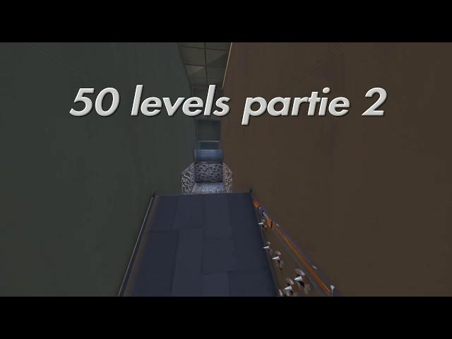 50 LEVELS SIANA'S DEATHRUN PARTIE 2