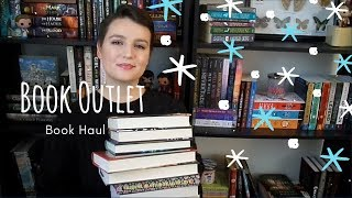 Book Outlet Haul | All of the Series