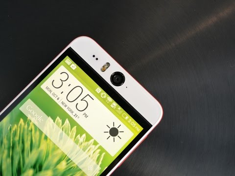 HTC Desire EYE hands-on