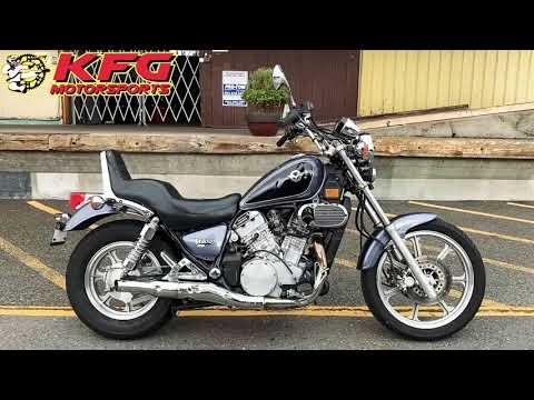 2000 Kawasaki Vulcan 750 in Auburn, Washington - Video 1