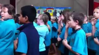 Morning Song at Warkworth School